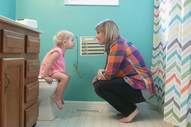 When to begin Potty Training