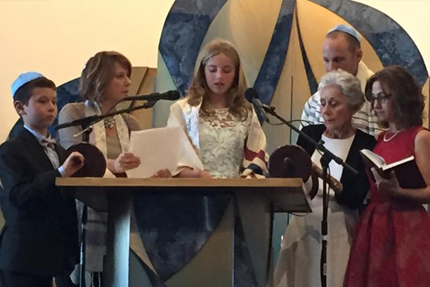A Bat Mitzvah's Meaning